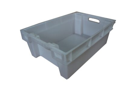 Ящик пластиковий конусний 600x400x200 мм - фото - продукция компании ВСВ-Групп