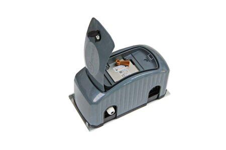 AN-Motors ASW 4000 – привод для распашных ворот - фото - продукция компании ВСВ-Групп