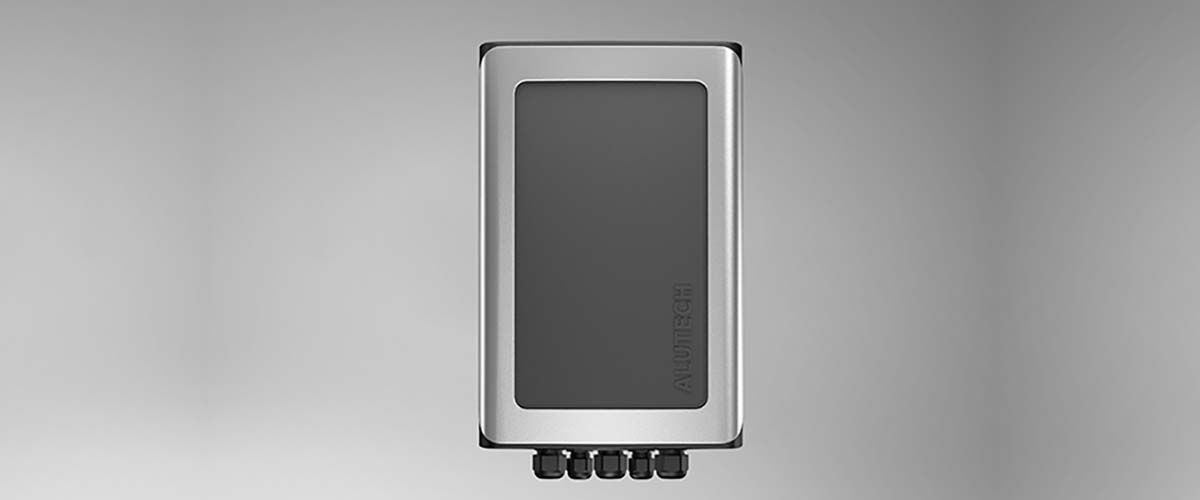 Scopio – нове слово в автоматиці для воріт від компанії «Алютех» - фото - новость от компании ВСВ-Групп