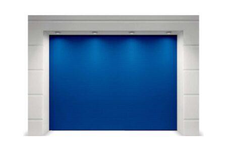 Секционные ворота 3125х2250 Алютех серия Тренд - фото - продукция компании ВСВ-Групп