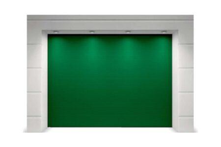 Ворота в гараж Alutech Trend розмір 2000х2000 полотно мікрохвиля - фото - продукция компании ВСВ-Групп