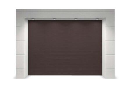 Секционные ворота Тренд в гараж размером 3000х1875 мм - фото - продукция компании ВСВ-Групп