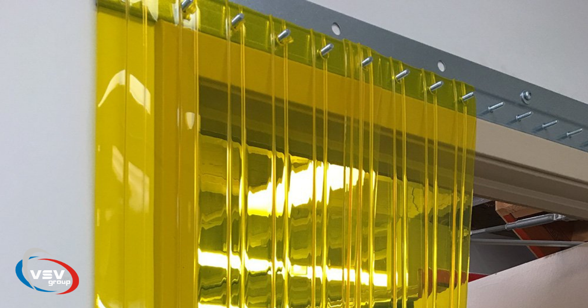 Антимоскитные ПВХ-шторы - фото - акции от компании ВСВ-Групп