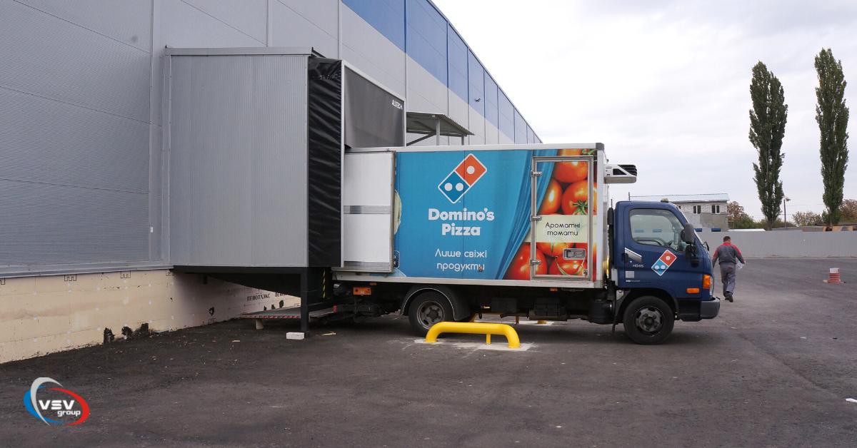 Реалізація проєкту для Domino's Pizza - фото - акції від компанії ВСВ-Групп