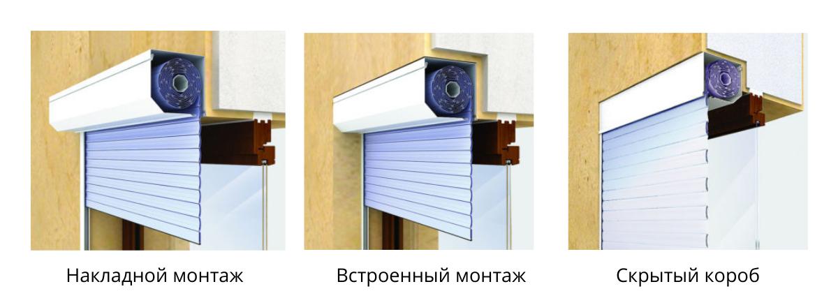 Как выбрать рольставни на окна? - фото - статья на блоге компании ВСВ-Групп