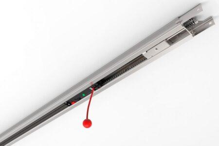 Рейка привідна цільна з ланцюгом LGR-3300C для приводів серії Levigato - фото - продукция компании ВСВ-Групп